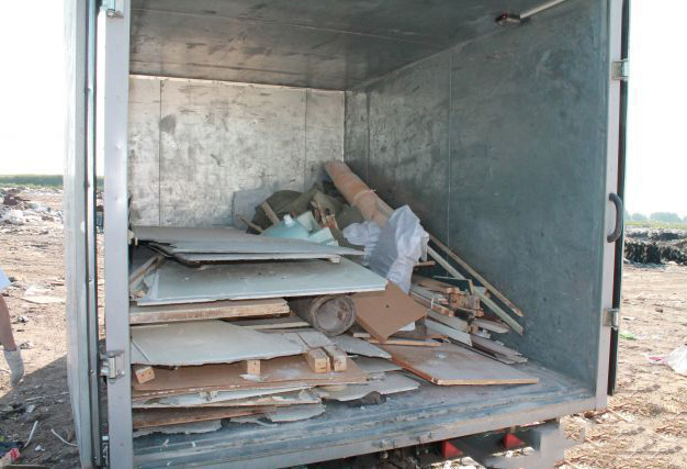 Вывоз мусора москва юзао